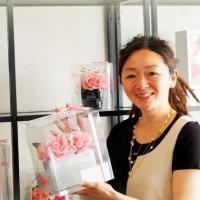 「花」を仕事にしたい女性のための本、出版に向けて!