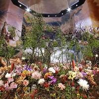 花と庭の宮殿!世界フラワーガーデンショー2016開催!
